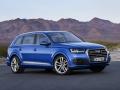 Audi Q7 2015 года внешний вид