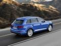 Audi Q7 2015 поведение на дороге