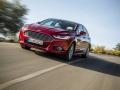 Ford Mondeo 2015 поведение на дороге