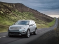 Land Rover Discovery Sport 2015 тест драйв