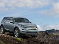 Land Rover Discovery Sport 2015 в горах