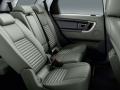 Land Rover Discovery Sport 2015 сиденья