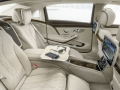 Mersedes-Maybach S600 2015 салон