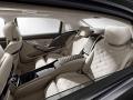Mersedes-Maybach S600 2015 интерьер