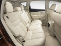 Nissan Murano 2015 вид автомобиля внутри