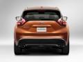 Nissan Murano 2015 Экстерьер, вид сзади