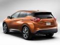 Nissan Murano 2015 Внешний вид машины