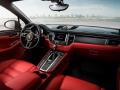 Porsche Macan 2015 Интерьер