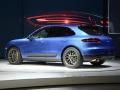 Porsche Macan 2015 внешний вид машины