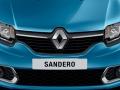 Renault Sandero 2015 перед