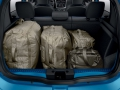 Renault Sandero 2015 багажный отдел