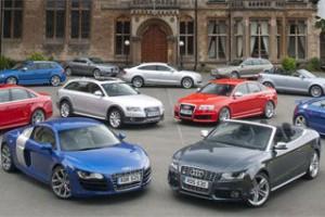 фотография автомобилей Audi