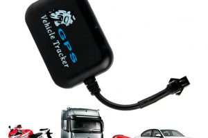 GPS трекер на авто
