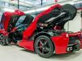 Ferrari LaFerrari Spider сборка спорткара на заводе