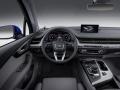 Audi Q7 2015 панель управления