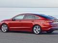 Ford Mondeo 2015 экстерьер красного оттенка
