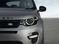 Land Rover Discovery Sport 2015 передняя часть