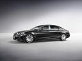 Mersedes-Maybach S600 2015 экстерьер автомобиля