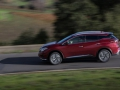 Nissan Murano 2015 поведение на дороге