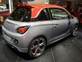 Opel Adam 2015 вид сзади