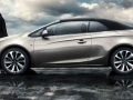 Opel Cascada 2015 вид сбоку
