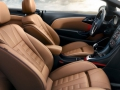 Opel Cascada 2015 интерьер