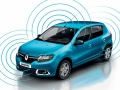 Renault Sandero 2015 вид сбоку