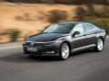 Volkswagen Passat 2015 поведение на дороге