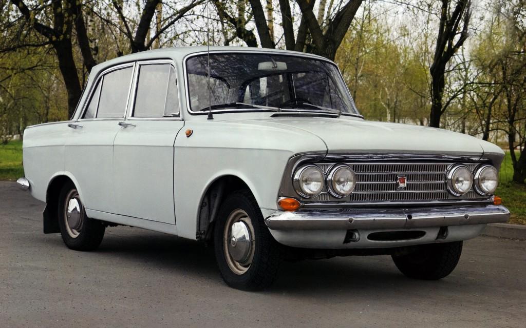 авто Москвич 412