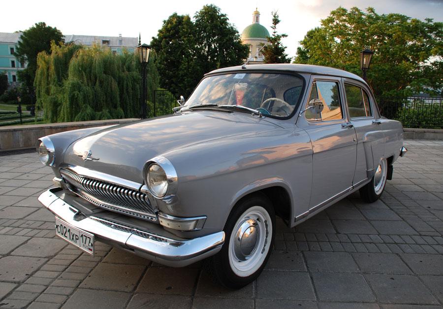 Внешний вид авто Волга 21