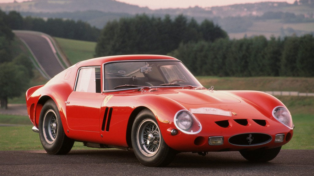 Ferrari 250 GTO - самое дорогое авто