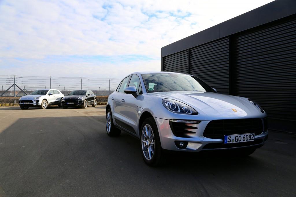 Porsche Macan новая модель