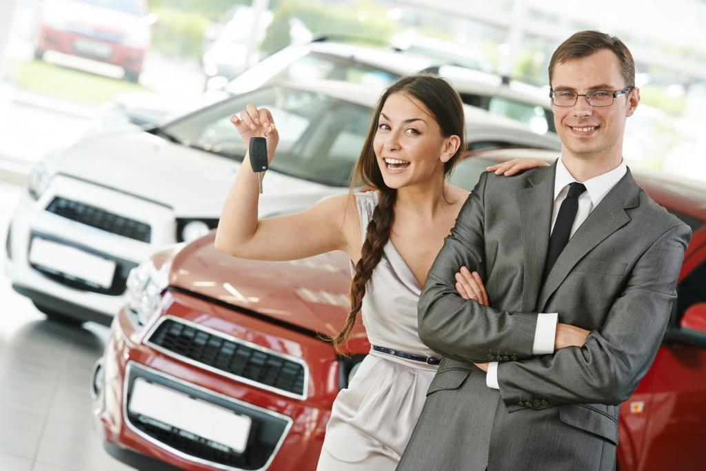 Взять автомобиль в кредит