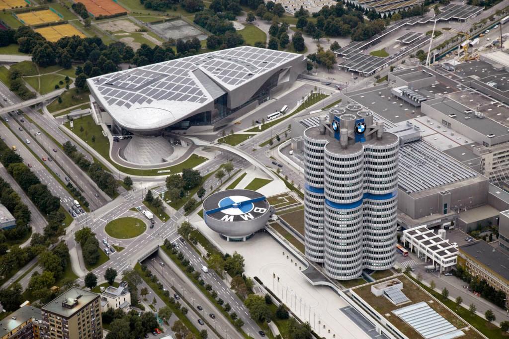 Завод BMW фото