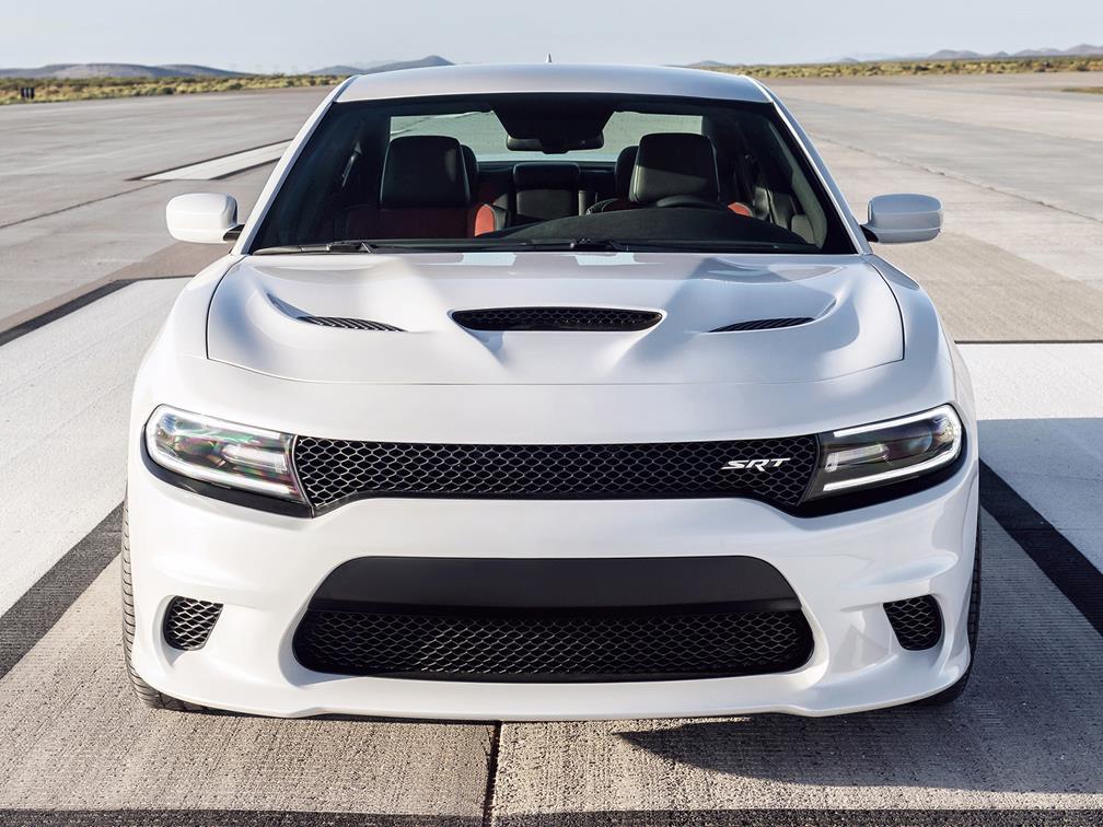 Dodge Charger SRT Hellcat экстерьер автомобиля