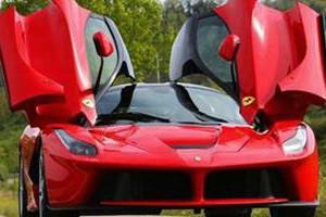 Ferrari LaFerrari Spider 2015 - внешний вид автомобиля