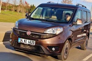 Fiat Doblo Trekking 2015 - Обзор автомобиля