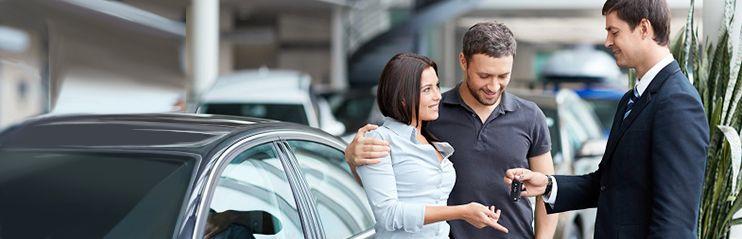 Покупка автомобиля в салоне