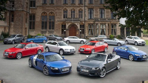 автомобили германии