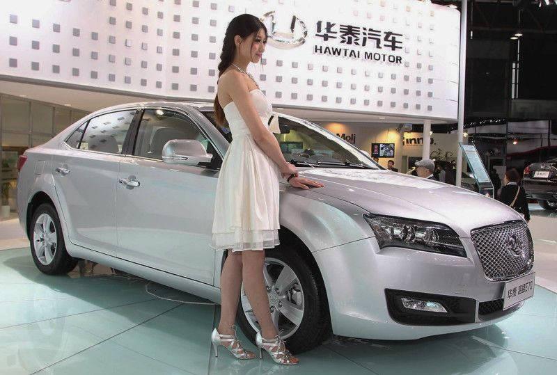 автомобили китая 1
