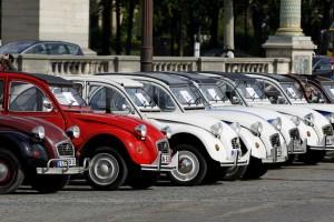 автомобиль во Франции