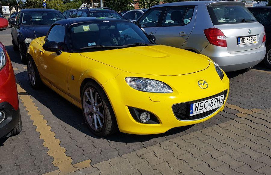 Польша авто