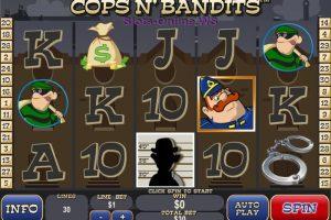 Слот Cops and Bandits