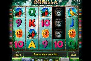 Слот Gorilla