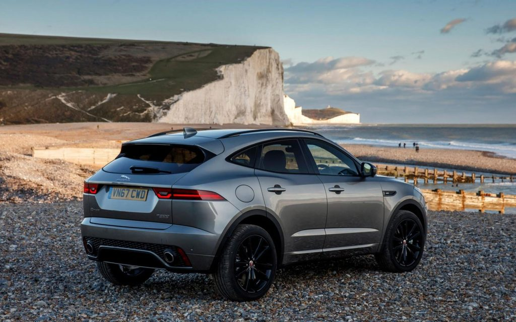 Jaguar E Pace 4