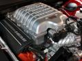 Dodge ChargerSRT Hellcat мотор