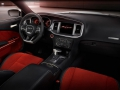 Dodge ChargerSRT Hellcat салон, интерьер