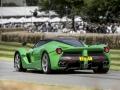 Ferrari LaFerrari Spider вид сзади