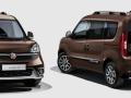 Fiat Doblo Trekking полный обзор