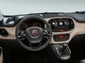 Fiat Doblo Trekking пассажирское и водительское место